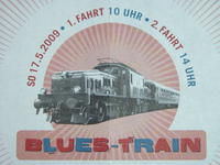 11 - BLUES TRAIN